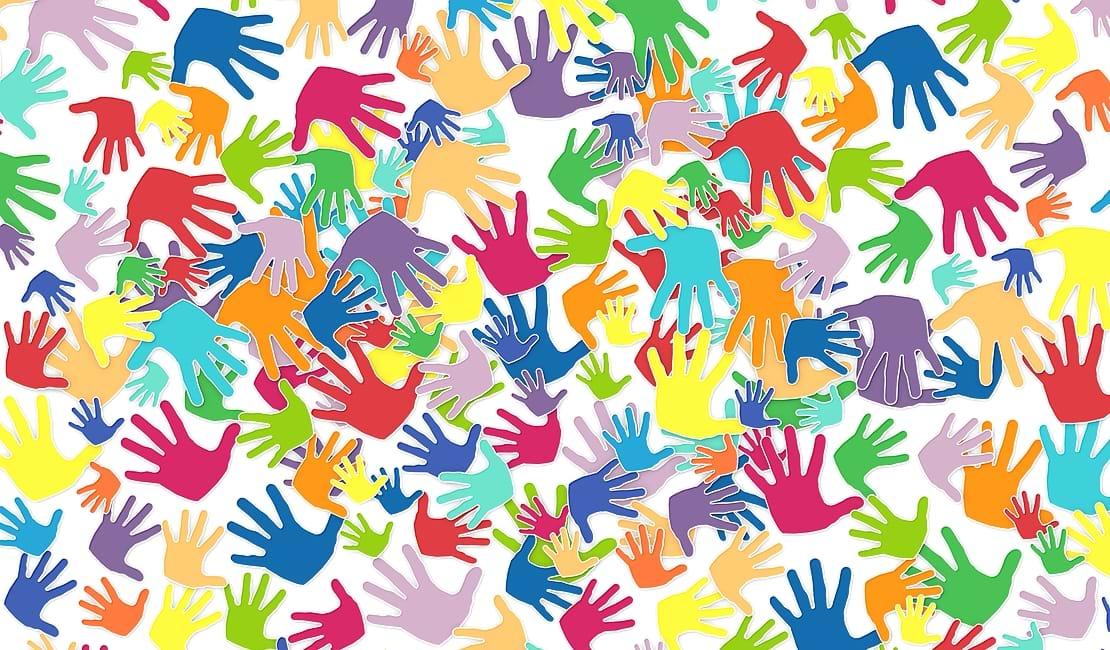 Frivillige hænder