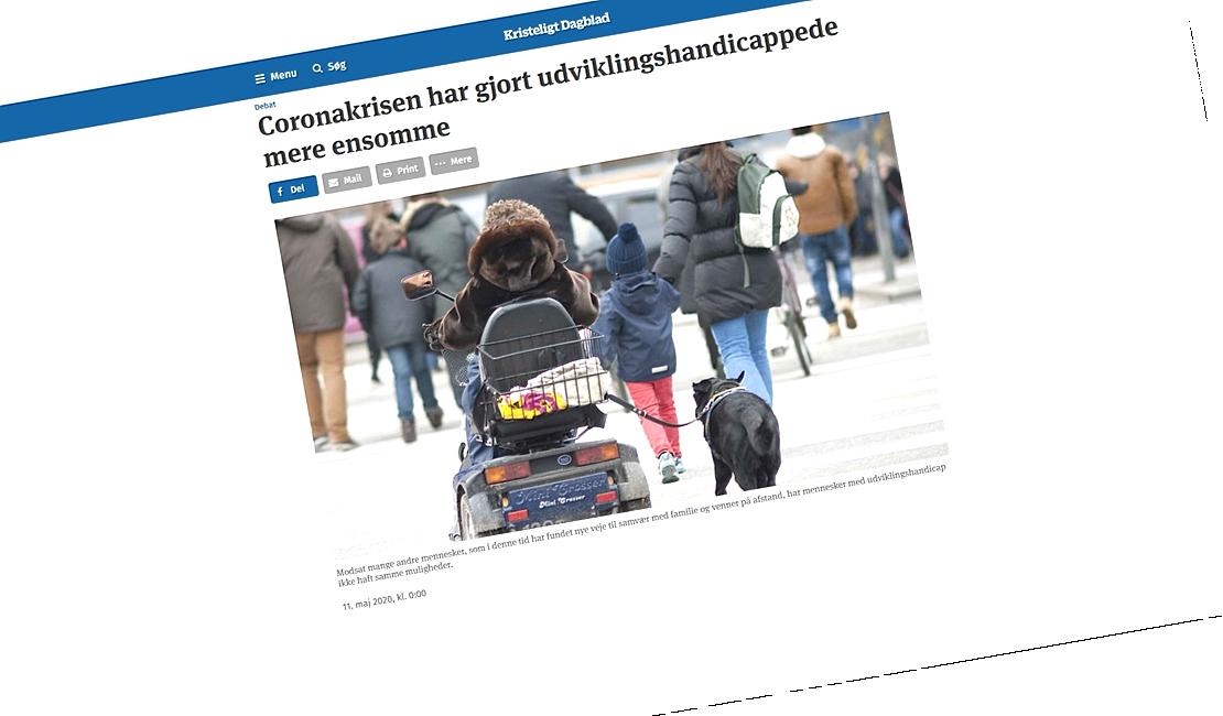 Fra Kristeligt-Dagblad.dk
