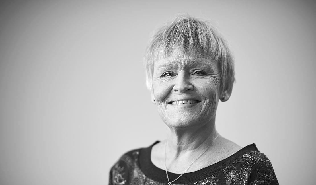 Anni Sørensen, Landsformand for Lev