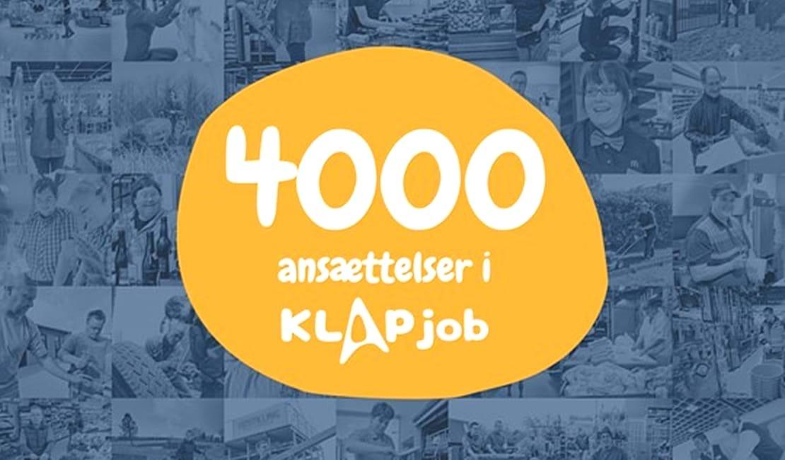 4000 KLAPjob